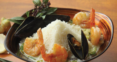 Time for Thai: Thai Coconut Seafood Soup Recipe